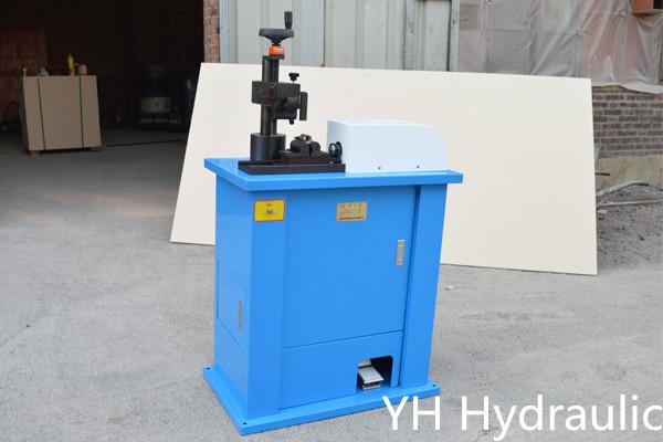 Υδραυλική μηχανή σήμανσης