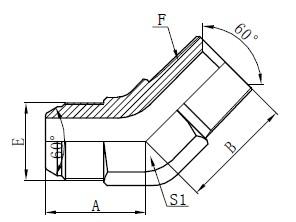 Συναρμολόγηση συνδέσμων αγκίστρων JIS GAS