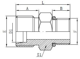 Δοκιμαστικοί σύνδεσμοι εύκαμπτων σωλήνων δακτυλίου SAE