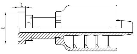 Σχέδιο σύνδεσης σωλήνα SS