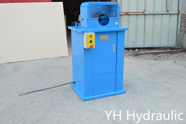 υδραυλικό μηχάνημα περιστροφής